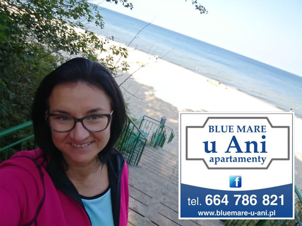 Apartamenty u Ani Blue Mare